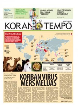 Korban virus mers meluas