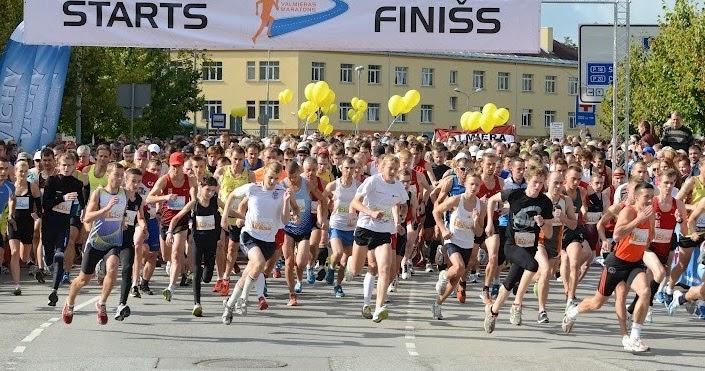 Lari jarak jauh