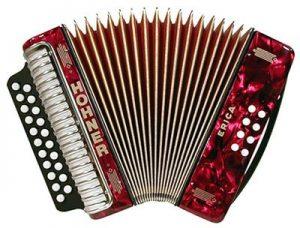 Alat musik tradisional accordion