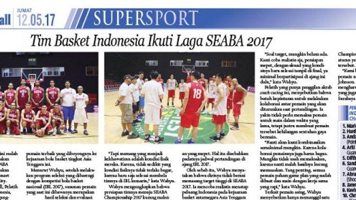 Tim basket indonesia ikuti laga