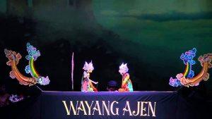 Wayang Ajen