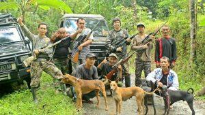 kliping wisata berburu
