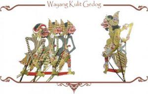Wayang Gedog
