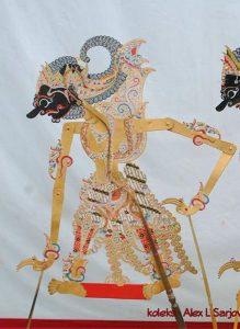 Wayang Kulit Gagrag Yogyakarta